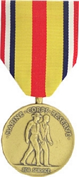 Selected Marine Corps Reserve Full Size Medals