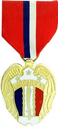 Philippine Liberation Full Size Medals