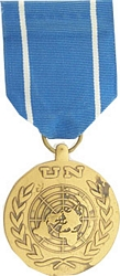 United Nations Observer Full Size Medals
