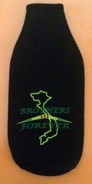 Brothers Forever Bottle Cooler/Koozie