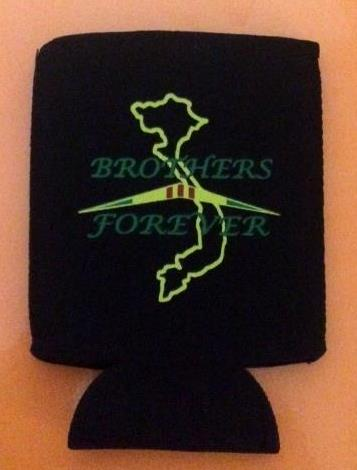 Brothers Forever Can Cooler/Koozie