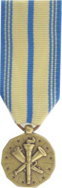 Armed Forces Reserve, Army Mini Medals