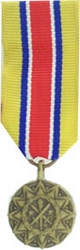 Army Reserve Components, National Guard Mini Medals