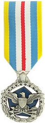 Defense Superior Service Medal Mini Medals