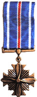 Distinguished Flying Cross Mini Medals