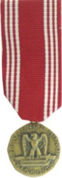 Good Conduct, Army Mini Medals