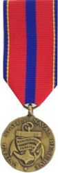 Naval Reserve Meritorious Service Mini Medals