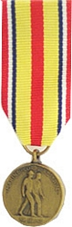 Selected Marine Corps Reserve Mini Medals