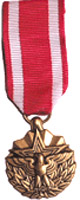 US Coast Guard Meritorious Service Mini Medals