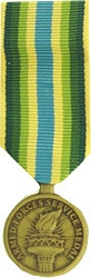 Armed Forces Service Medal Mini Medals