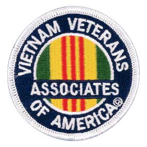 Vietnam Veterans of America Associates Members Patches