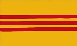South Vietnam Flags