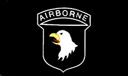 101st Airborne Flags
