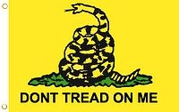 Don't Tread On Me Flags