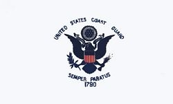 US Coast Guard Flags