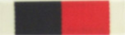 Naval Occupation Service, WWII Ribbons