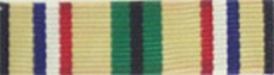 Southwest Asia Service Ribbons