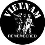 Vietnam Remembered Stickers