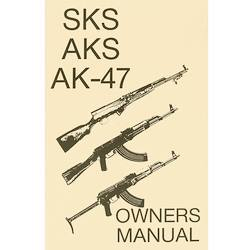 SKS, AKS,  AK-47 Military Manuals