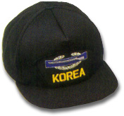 Korea Combat Infantryman Badge Military Ball Caps