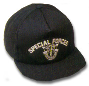 Special Forces Military Ball Caps