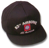 82nd Airborne Military Ball Caps