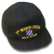 3rd Infantry Division Military Ball Caps