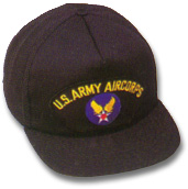 US Army Aircorps Military Ball Caps