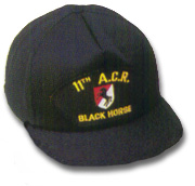11th Armored Cavalry Regiment Military Ball Caps