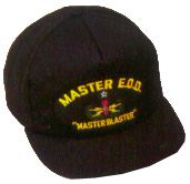 Master EOD Military Ball Caps