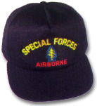 Special Forces Airborne Military Ball Caps