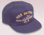 US Navy Ship's Cap Navy Custom Ballcaps