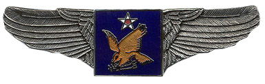 2nd Air Force Air Corps Wings