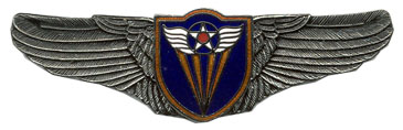 4th Air Force Air Corps Wings