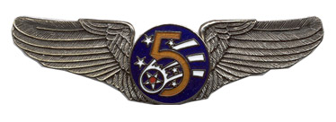 5th Air Force Air Corps Wings