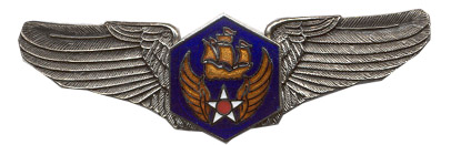 6th Air Force Air Corps Wings