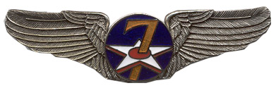 7th Air Force Air Corps Wings