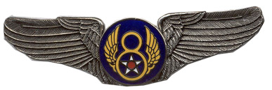 8th Air Force Air Corps Wings