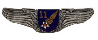 11th Air Force Air Corps Wings
