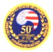 50th Anniversary Korean War Patches