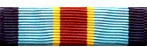 Army Overseas Service Ribbons
