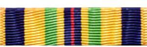 Navy Recruiting Service Ribbons