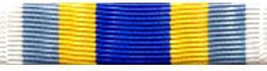 Air Force Basic Military Training Honor Graduate Ribbons