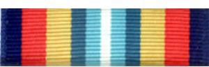 Coast Guard Sea Service Ribbons