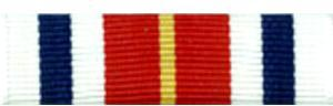 Coast Guard Basic Training Honor Graduate Ribbons