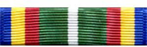 Coast Guard Unit Commendation Ribbons