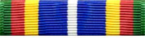 Coast Guard Bicentennial Unit Ribbons