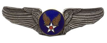 US Air Corps Wings