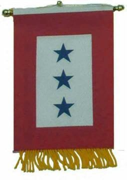 Three Star Service Banners