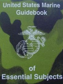 USMC Guidebook of Essential Subjects Military Manuals